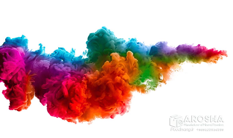فروش پودر کربنات کلسیم صنعت رنگ