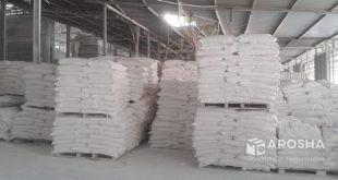 فروش عمده پودر مل تحویل درب کارخانه (2)