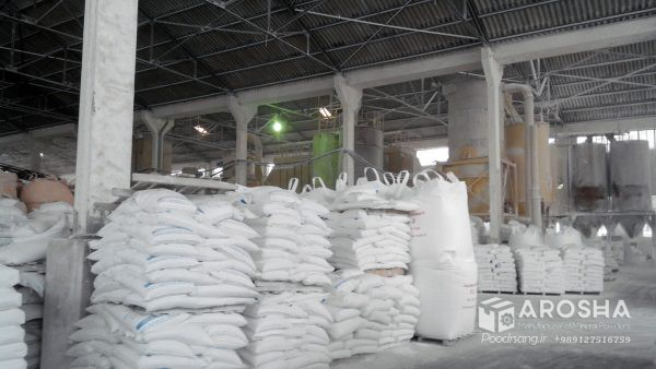 فروشنده کربنات کلسیم کوتد پوشش دار